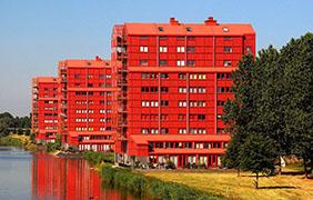 Fietsroute Het kan in Almere
