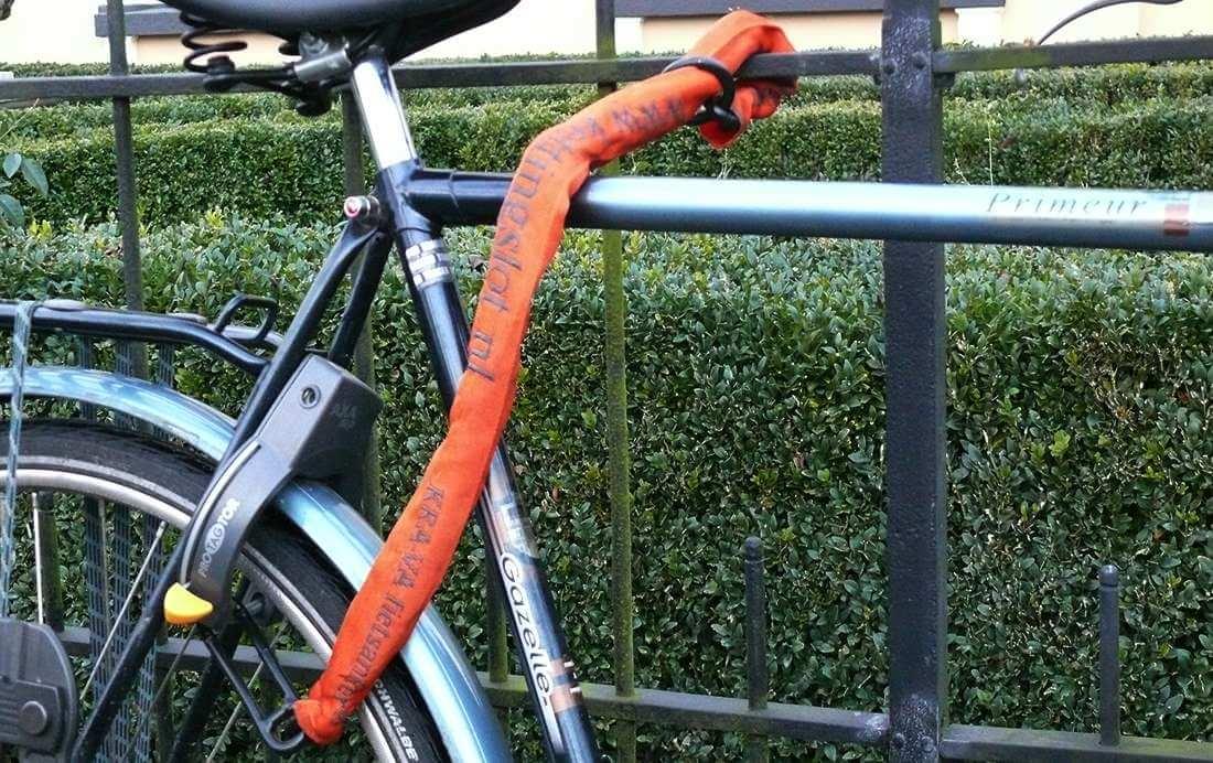 Start campagne Stop fietsdiefstal