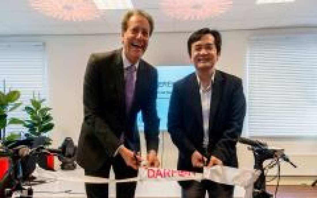 Darfon nieuw op de Europese markt