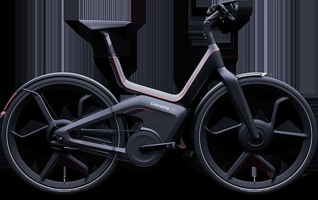 De fiets van de toekomst