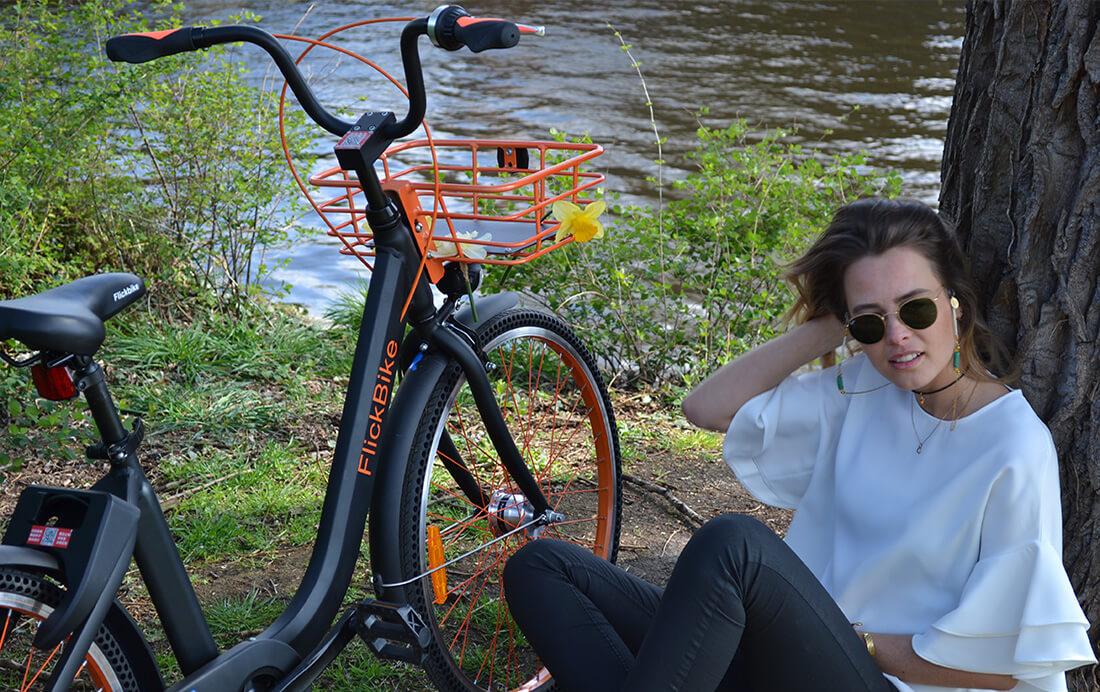 De Flickbike: Een innovatief deelfietsconcept