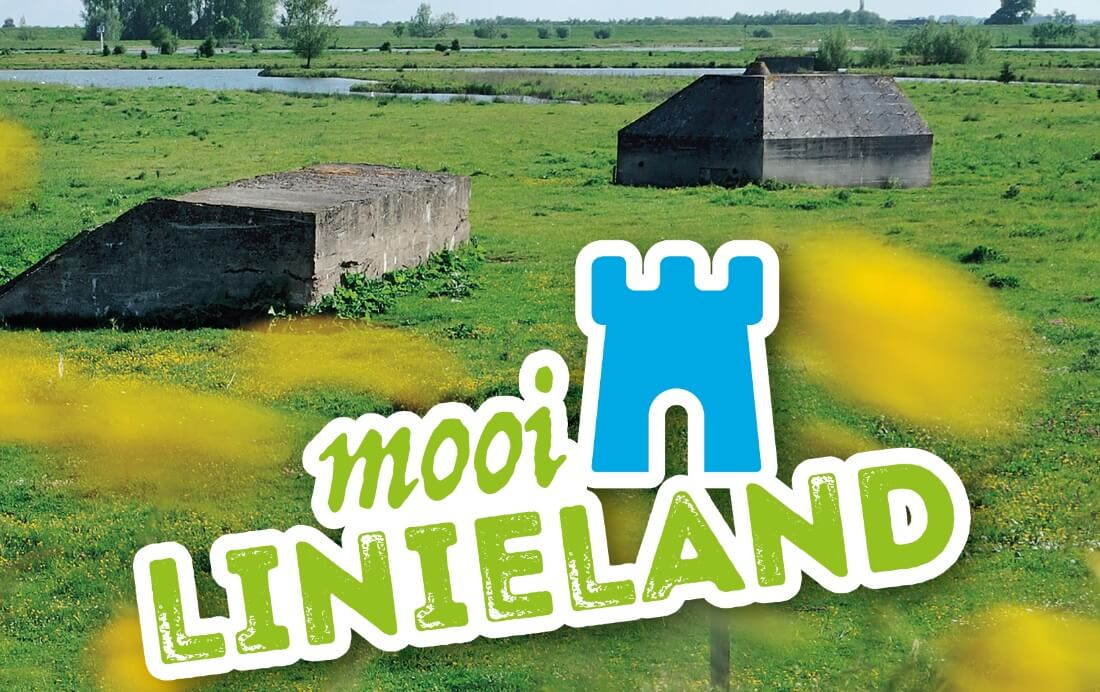 Eerste editie van Mooi Linieland