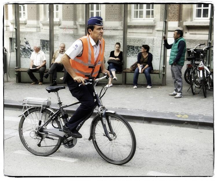 Verkeersregels elektrische fiets
