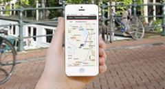 Fietsrouteplanner App