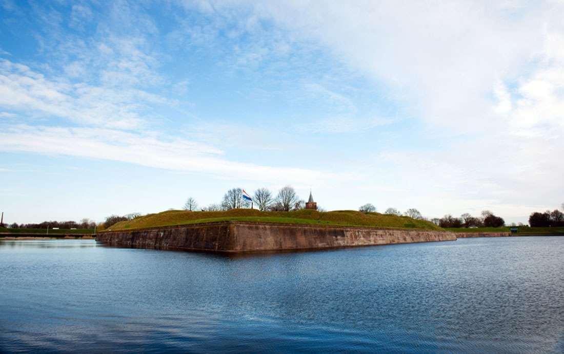 Fietsroute van de week (7) | Langs Utrechtse Forten