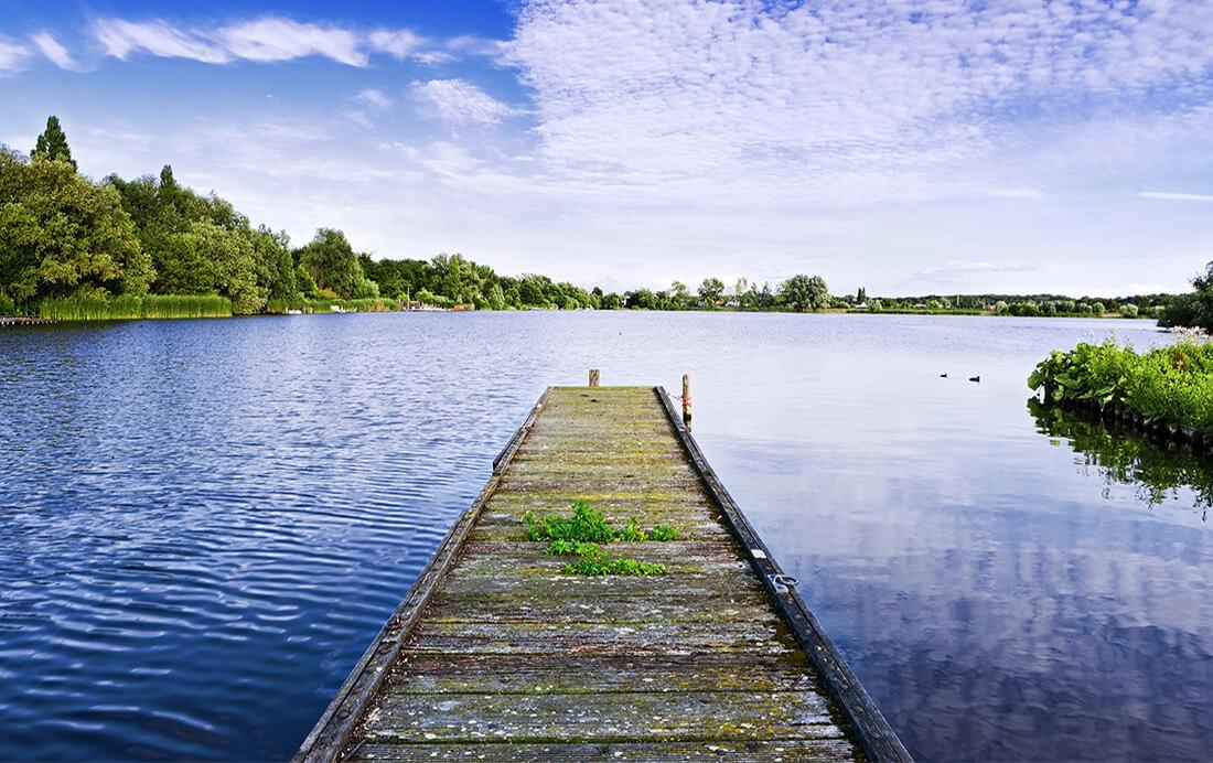 Fietsroutes langs het water (deel 1)