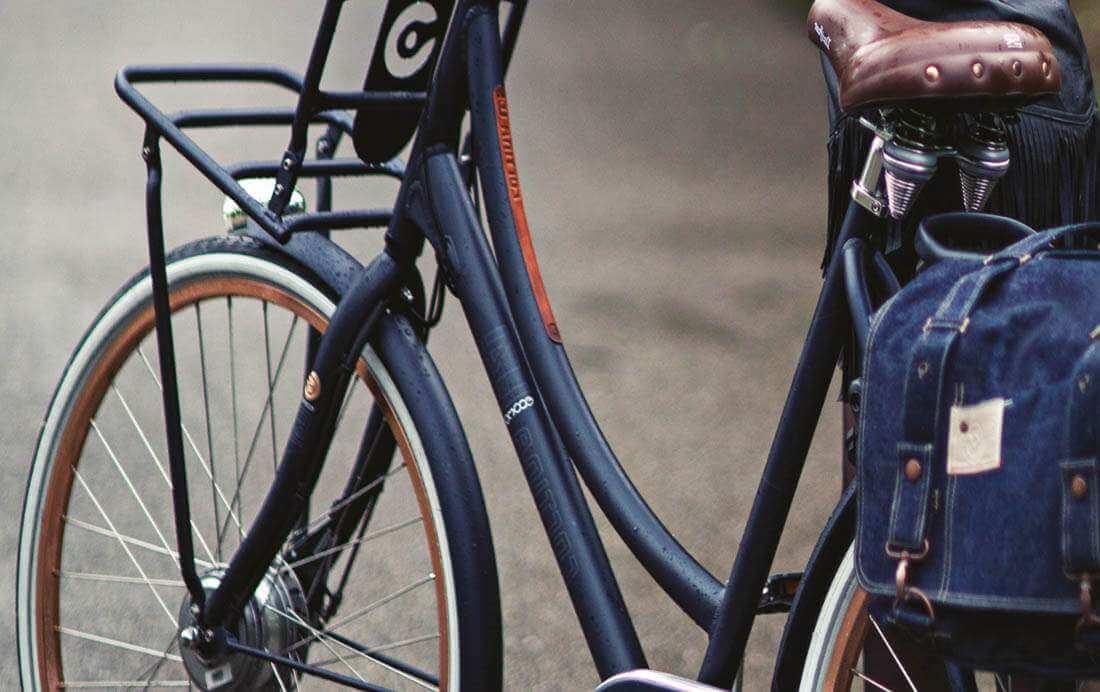 Gestolen fiets volgen met simkaart