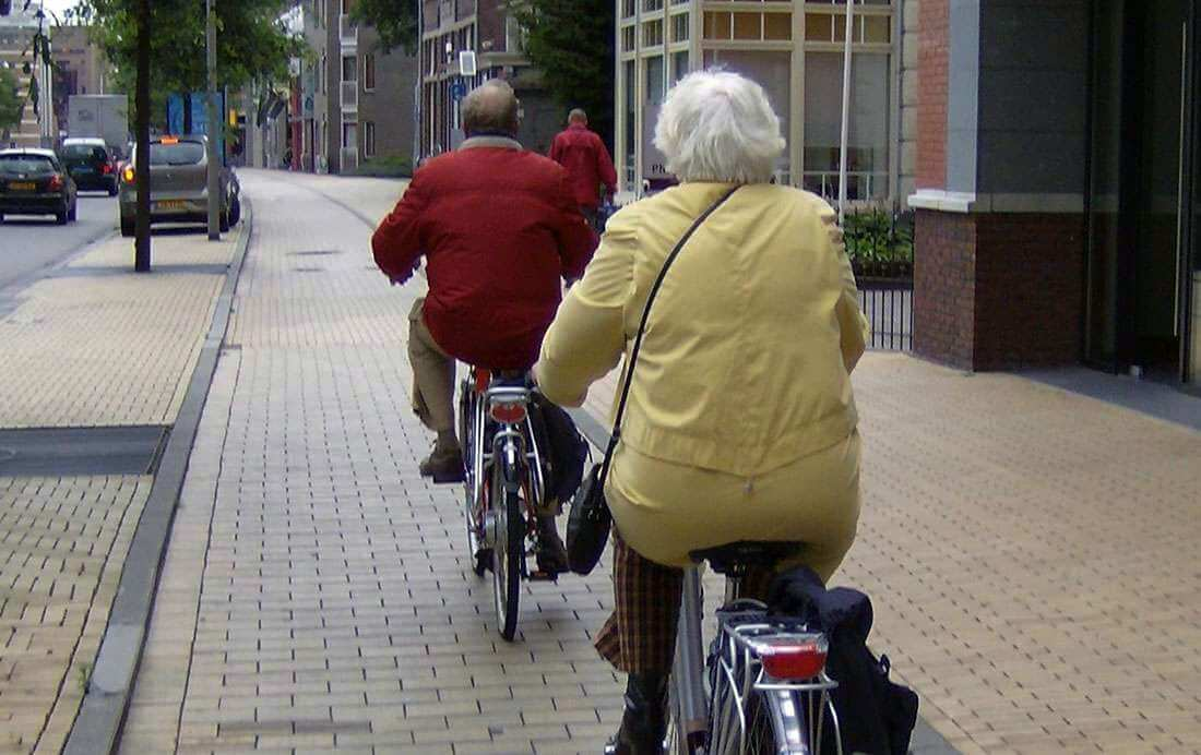 Hoe is uw fietsvaardigheid?