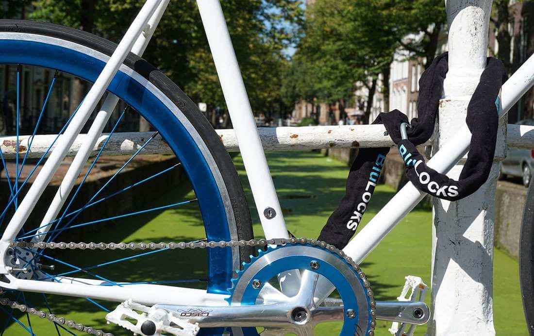 Met dit fietsslot wordt uw fiets nooit gestolen!