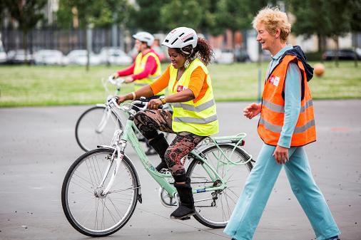 Nederland veilig land om te fietsen
