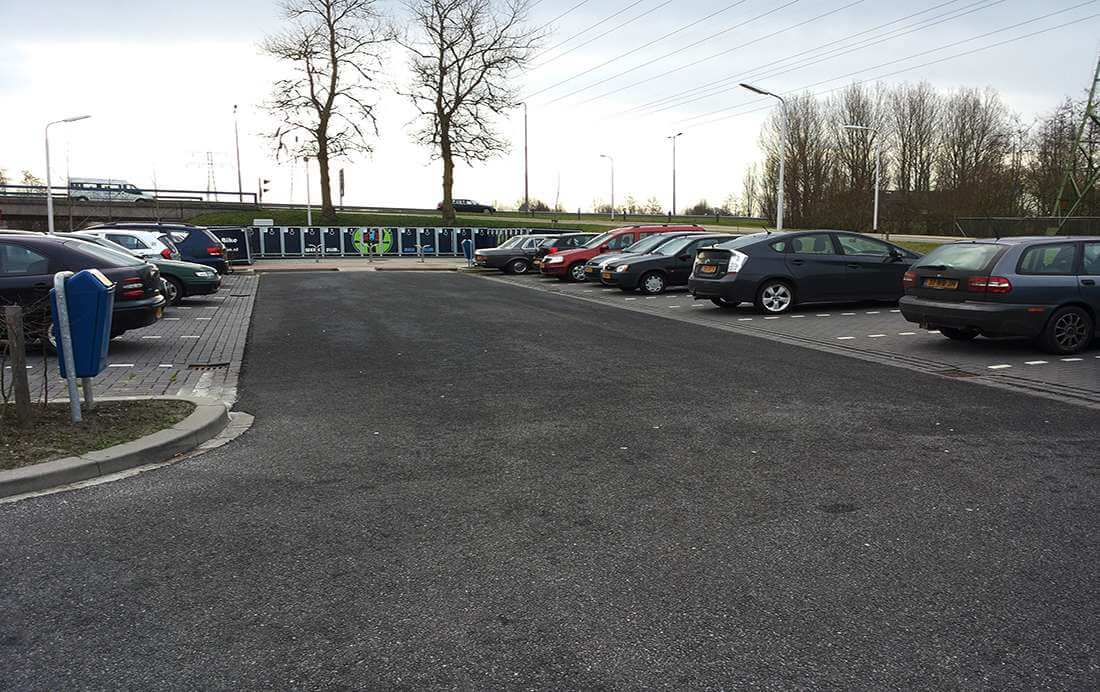 Ook Groningen krijgt Park & Bike voorziening