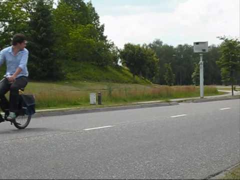 Snelheidscontrole voor elektrische fiets