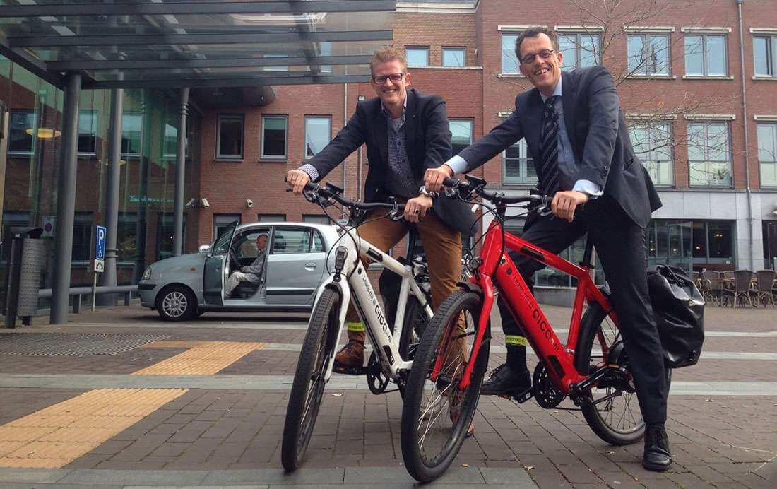 Verkoop Speed E-Bike groei 46 procent