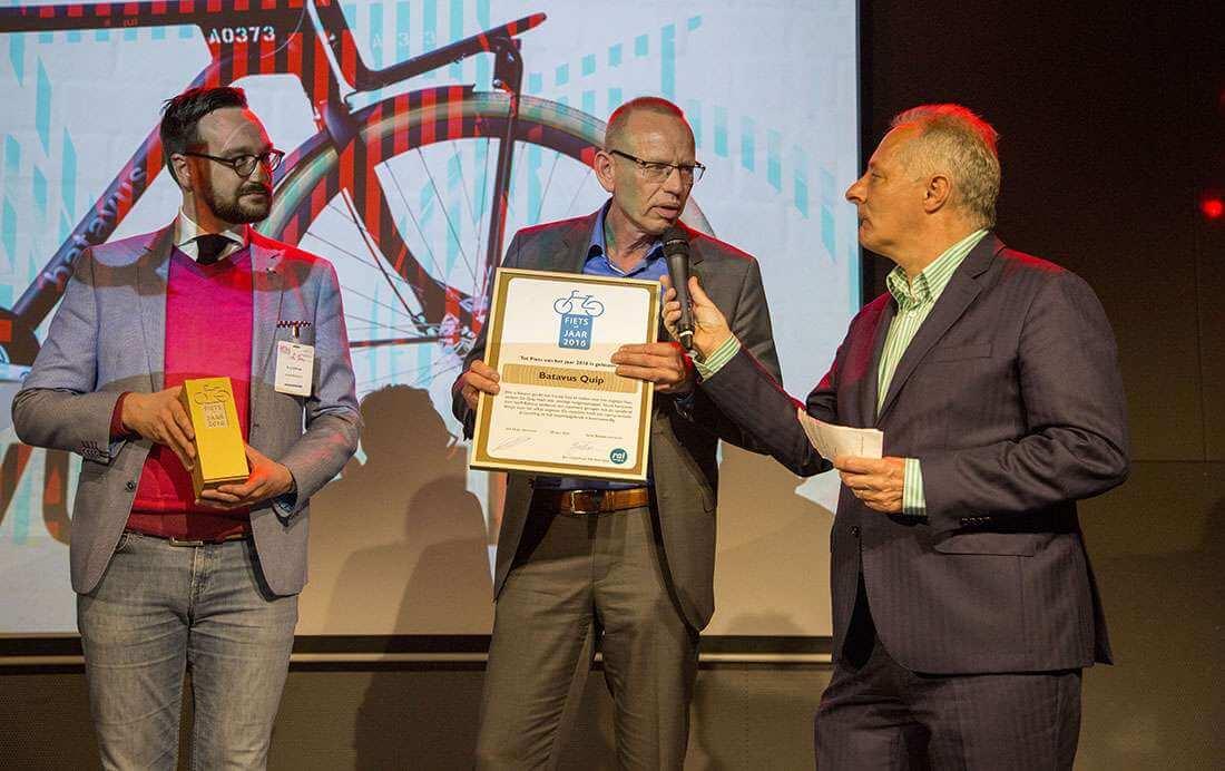 Winnaars Fiets Innovatie Award 2016 bekend