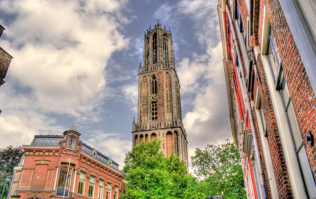 Utrecht tweede fietsstad van de wereld